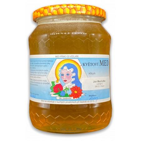 Med květový smíšený