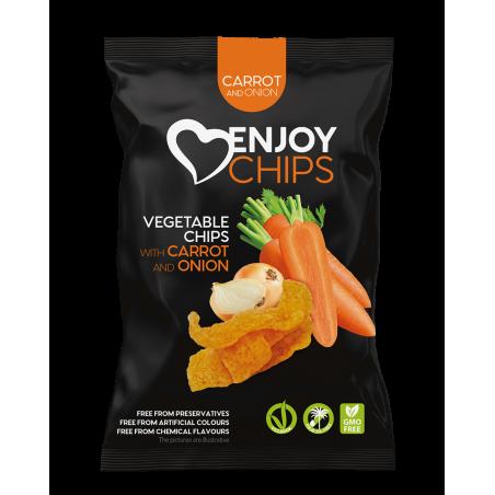 Zeleninový snack - mrkev